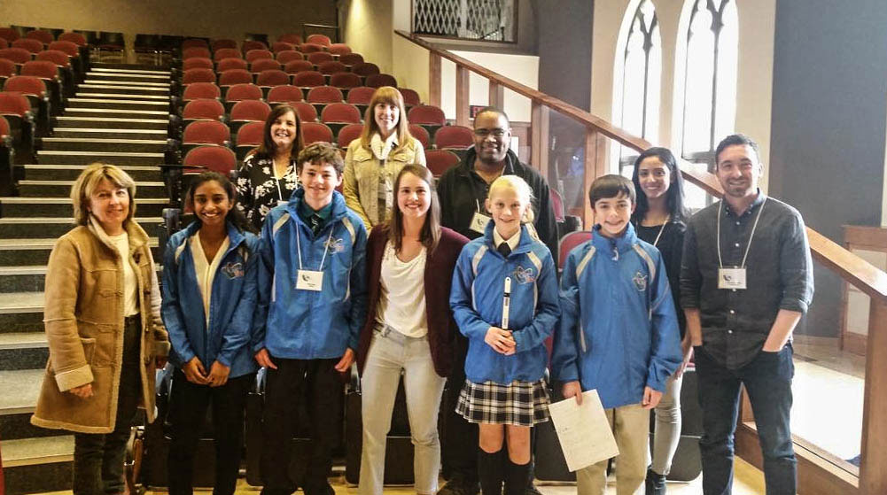 Nova Scotia 2015 Science Fair Finalist
